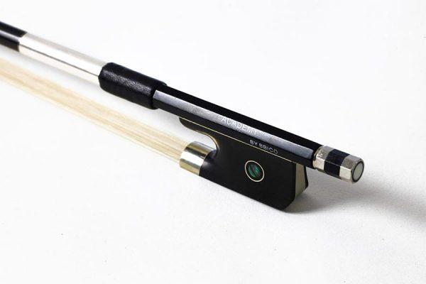 Academy 1* Standard Black Carbon Fibre, Cello 4/4