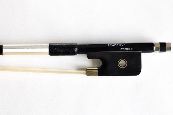Academy 1* Standard Black Carbon Fibre, Viola 4/4
